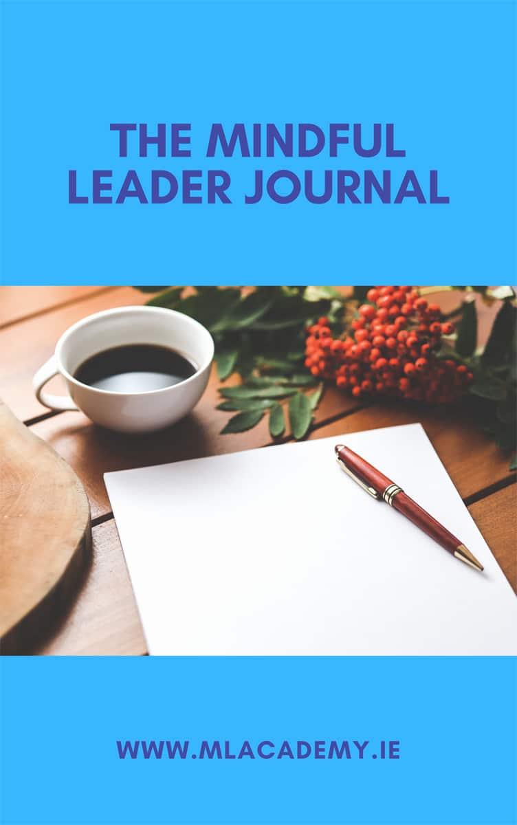 Mindful Leader Journal
